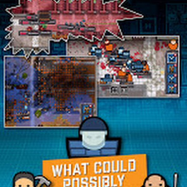 Prison Architect: Mobile v1.0.1 (Full/Mod Money)
