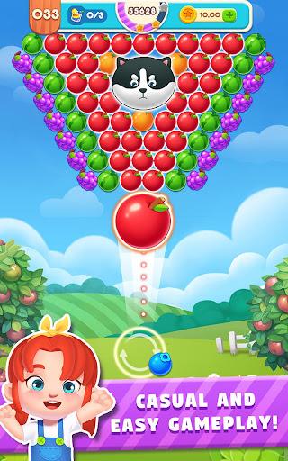 Bubble Blast: Fruit Splash painmod.com screenshots 18