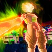 Tải Super Saiyan Goku 3D Fighter APK