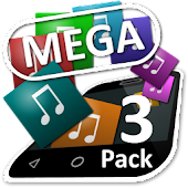 Mega Theme Pack 3 iSense Music