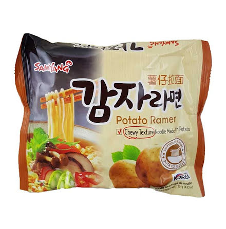 Potato Ramen 120g Samyang