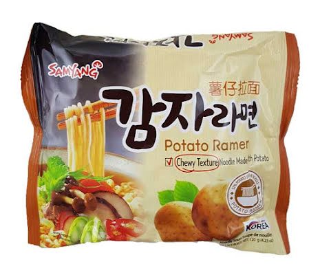 Potato Ramen 120g Samyang