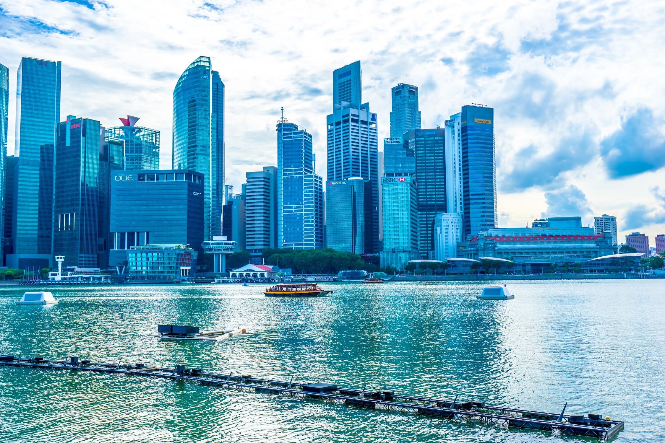 シンガポール マリーナ・ベイ1