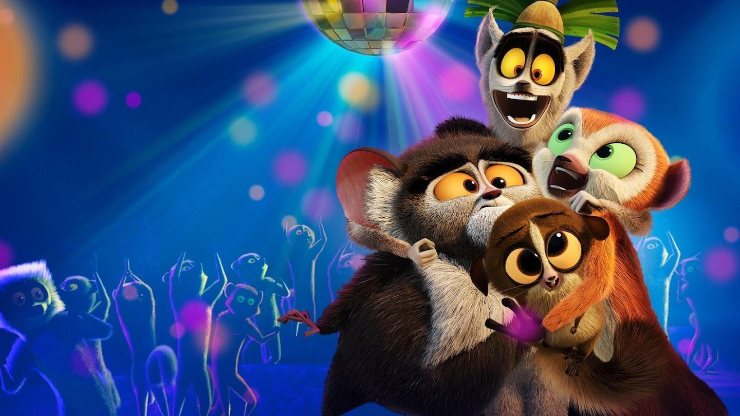 Watch All Hail King Julien: Exiled live