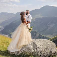 Wedding photographer Natiya Gachava (natiaphoto). Photo of 02.06.2018
