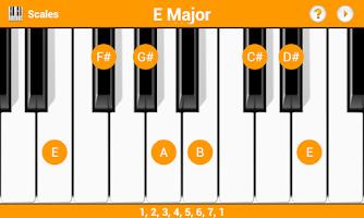 Screenshot of KeyChord - Piano Chords/Scales