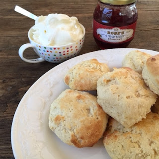 Best Ever Scones In The Thermomix.