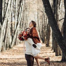 Wedding photographer Anastasiya Tokmakova (antokmakova). Photo of 08.01.2019