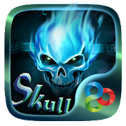 Skull GO Launcher Theme 3.2.0 Icon