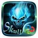 Skull GO Launcher Theme icon