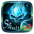 Skull GO Launcher Theme v 1.0.9 app icon
