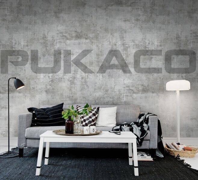 Sơn hiệu ứng tường bê tông mang đến phong cách Châu Âu độc đáo