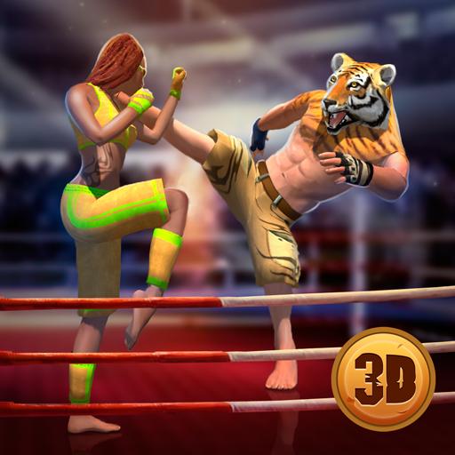 Thai Box Tiger Legacy Battle