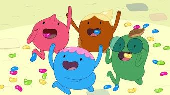 Die Kraft der Jelly Beans