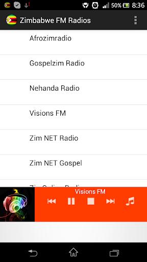 Zimbabwe FM Radios