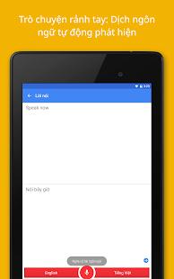 Google Dịch- hình thu nhỏ ảnh chụp màn hình