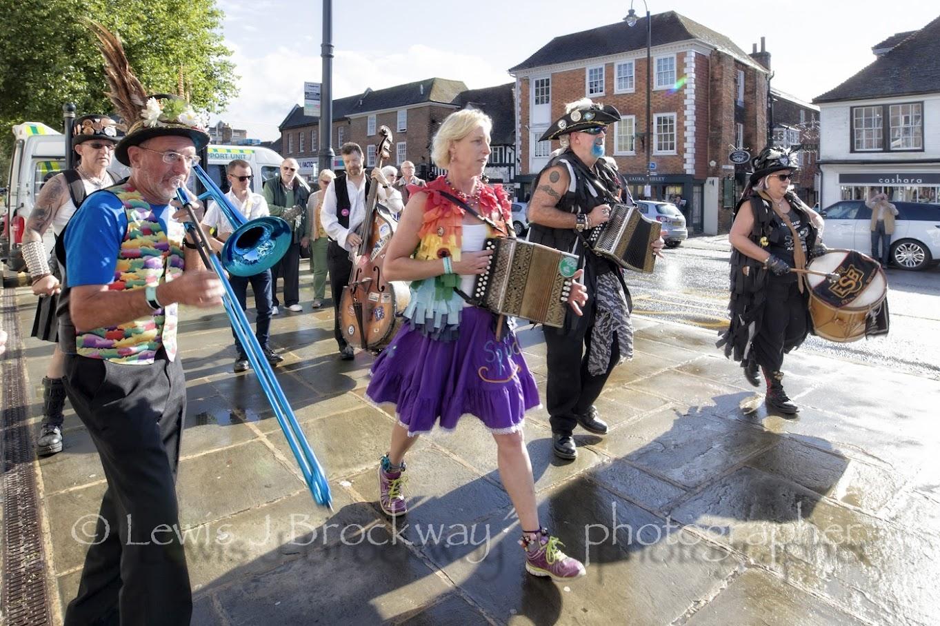 Tenterden Folk Festival 2016 Morris Sides