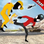 Superhero Stickman Ninja Fight 2020 icon