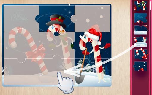 Free Christmas Puzzle for Kids u2603ufe0fud83cudf84ud83cudf85 3.0.1 screenshots 9
