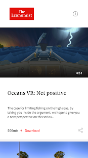 The Economist VR- screenshot thumbnail