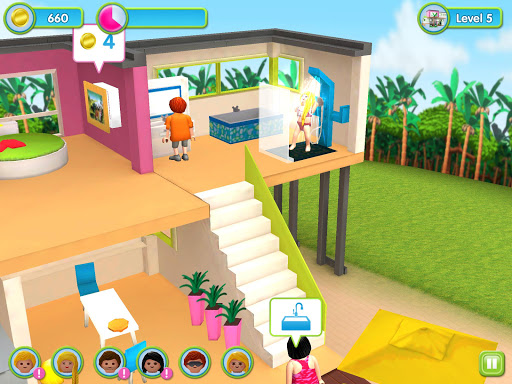 PLAYMOBIL Luxury Mansion screenshot 8