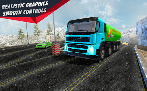 Real Manual Truck 3d simulator 2020 apktram screenshots 4