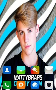 HD MattyB Wallpapers Raps For Fans Screenshot Thumbnail