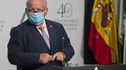 """Mensaje de """"tranquilidad"""" de la Junta a Almería: """"Los brotes están delimitados"""""""