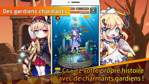 Lutie RPG Clicker  captures d'u00e9cran 1