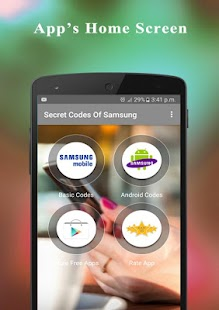 Secret Codes of Samsung - náhled