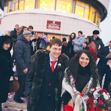 Wedding photographer Andrey Uvarov (AndreyUvarow). Photo of 16.02.2015