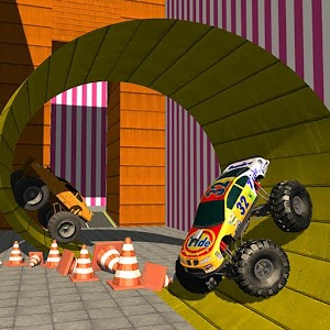 Furious Kids Monster Truck for PC and MAC