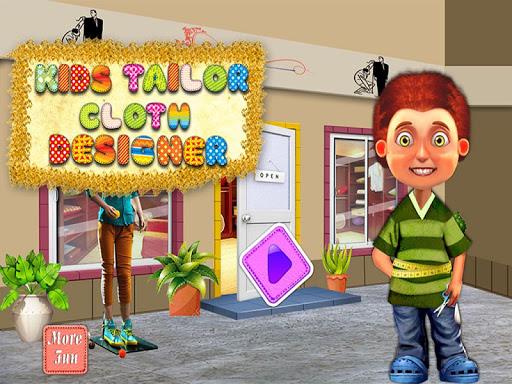 女の子テーラーデザイナーゲーム