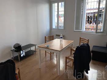 Studio meublé 35,75 m2