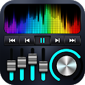 Music Player & EQ Bass Volume Booster -  KX Music icon