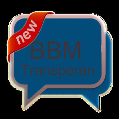 Beta Tema BB Tranparan - screenshot