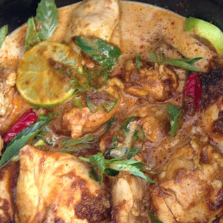 Chicken Tikka with Lime and Mint Recipe