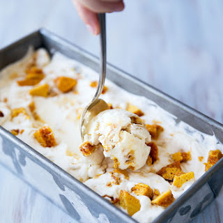 Maple Honeycomb Ice Cream & trip to Quebec with Pure Canada Maple