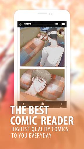 Daily Manga - Comic & Webtoon 1.0 screenshots 4