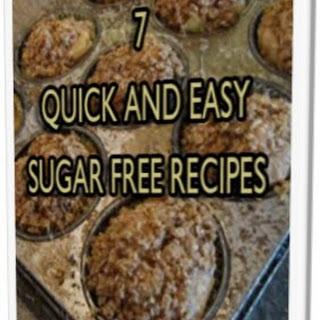 A Very, Very Healthy Sugar Free Cherry Pie