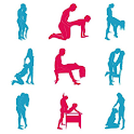 Kamasutra sex positions & tips icon