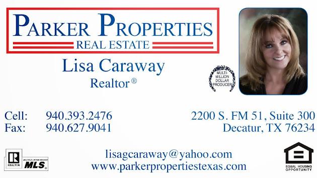 Parker Properties Decatur Tx