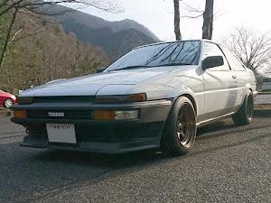 スプリンタートレノ AE86 S61   GTのカスタム事例画像 NANAさんの2020年03月22日13:10の投稿