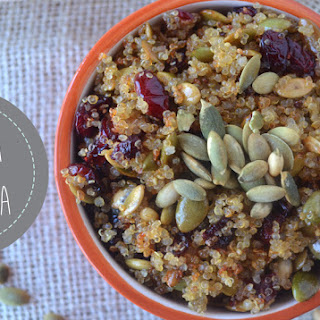 Quinoa Granola