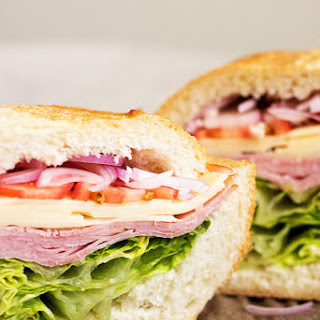 Ham and Swiss Picnic Sandwich Recipe