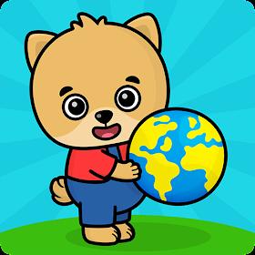 Детские развивающие игры - пазлы для малышей