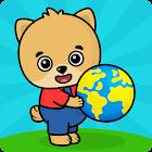 Preschool games for little kids icon
