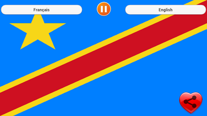 Congo Hymne National - screenshot