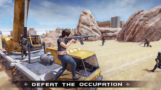 Spectra Cover Fire: Offline shooting- fps shooter 1.0.9 screenshots 2