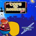 Classic Cops N  Robbers Club Fruit Machine icon